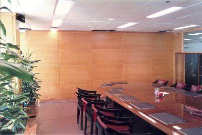 Carpinteria pico trabajos for Axa oficinas centrales madrid