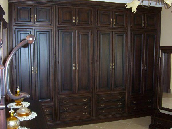 Carpinter a rafa armarios empotrados - Armarios empotrados rusticos ...