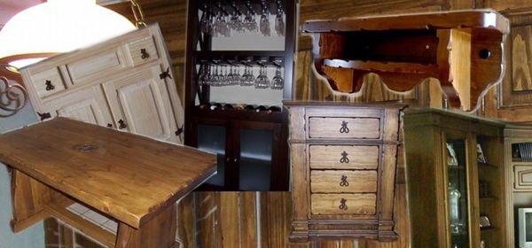 Carpinter a rafa muebles rusticos - Muebles antiguos sevilla ...
