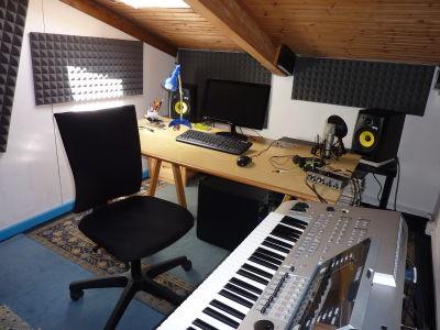 Casa di luce musica - Studio di registrazione in casa ...