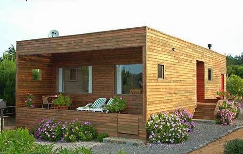 Casaecologicachile tipos de casas for Casas prefabricadas mediterraneas