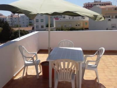 Casamahon terraza superior for Terrazas 2do piso