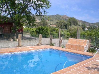Casaruralenduro piscina for Piscina huerta de lara