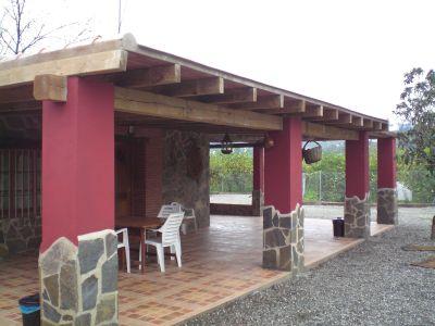 Casaruralenduro barbacoa y porches - Porches con barbacoa ...