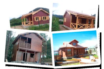 Fabrica de caba as de madera casas de madera - Fabrica de casas de madera ...