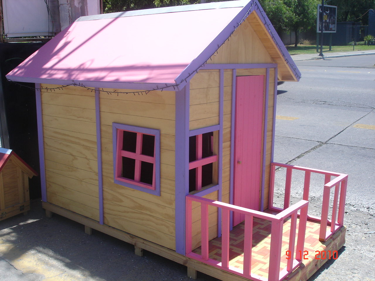 Casas para Perros y Muñecas - Home