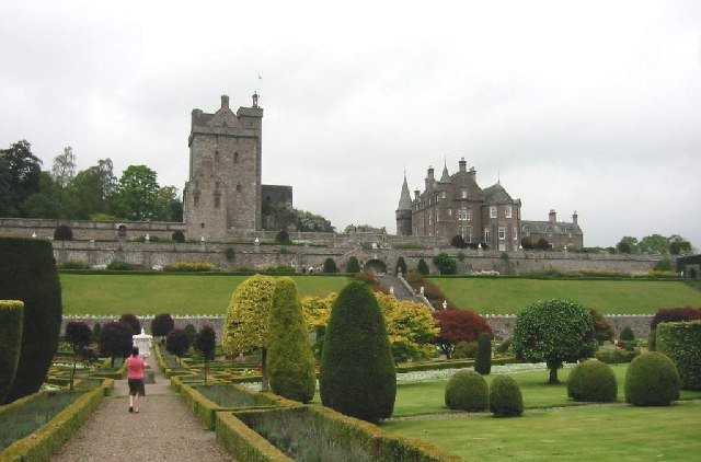 Castillos y Palacios - Castillo de Drummond