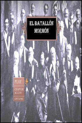 El Batallón Mormón