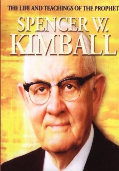 Presidente Spencer W. Kimball