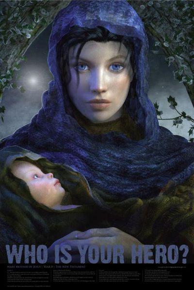 María madre de Jesucristo