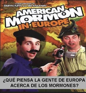 American Mormon en Europa