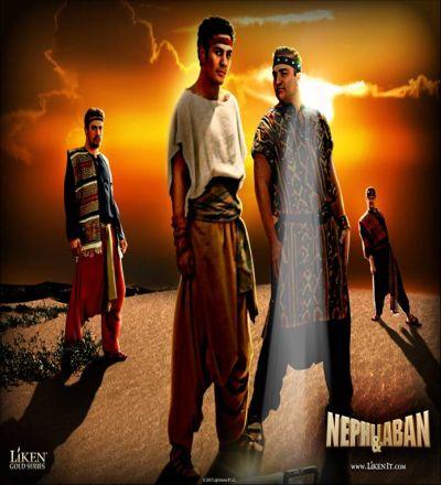 Nefi y Labán