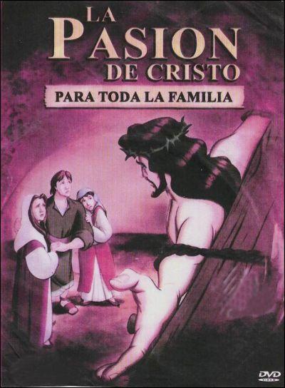 Pasión de Cristo Animado