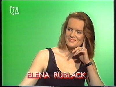 Elena Rublack