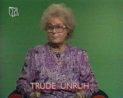 Trude Unruh