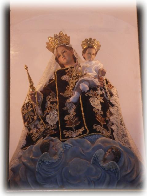 Ntra. Sra. del Carmen, Patrona del Sagrario Catedral