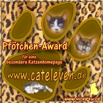 Pfoetchen-Award