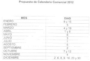 calendaro2012