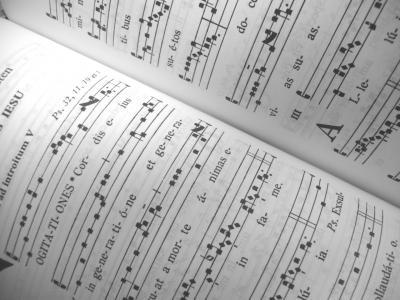 Choralbuch Herz Jesu