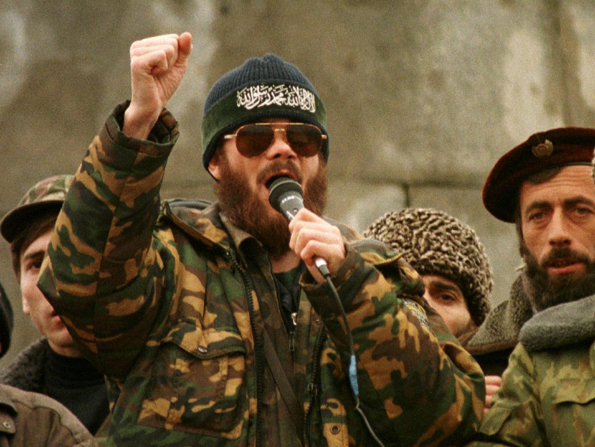 çeçenistan rusya savaşı ile ilgili görsel sonucu