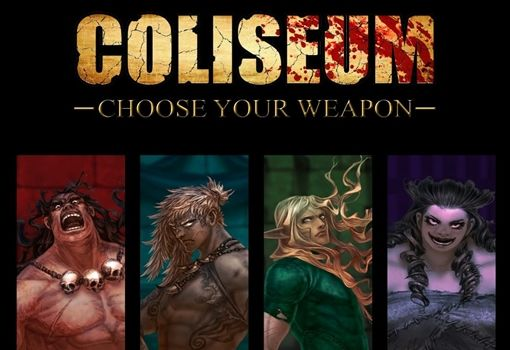 Coliseum: Choose your weapon
