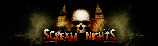 Scream nights park