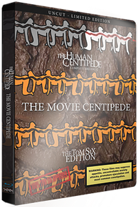 The human centipede: Tom Six edition