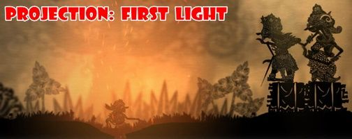 Projection:First light