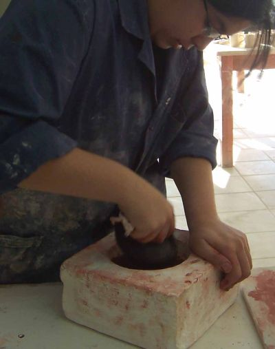 Ceramica Vitriol Proceso De Trabajo