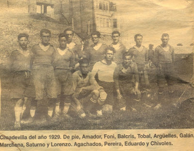 Un club centenario 3