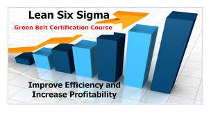 Lean Six Sigma Green Belt course