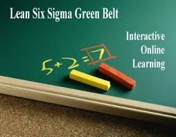 Lean Six Sigma Green Belt course