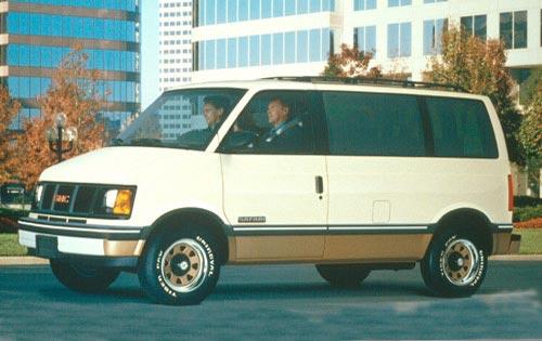 Gmc Safari on 1993 Chevy Lumina