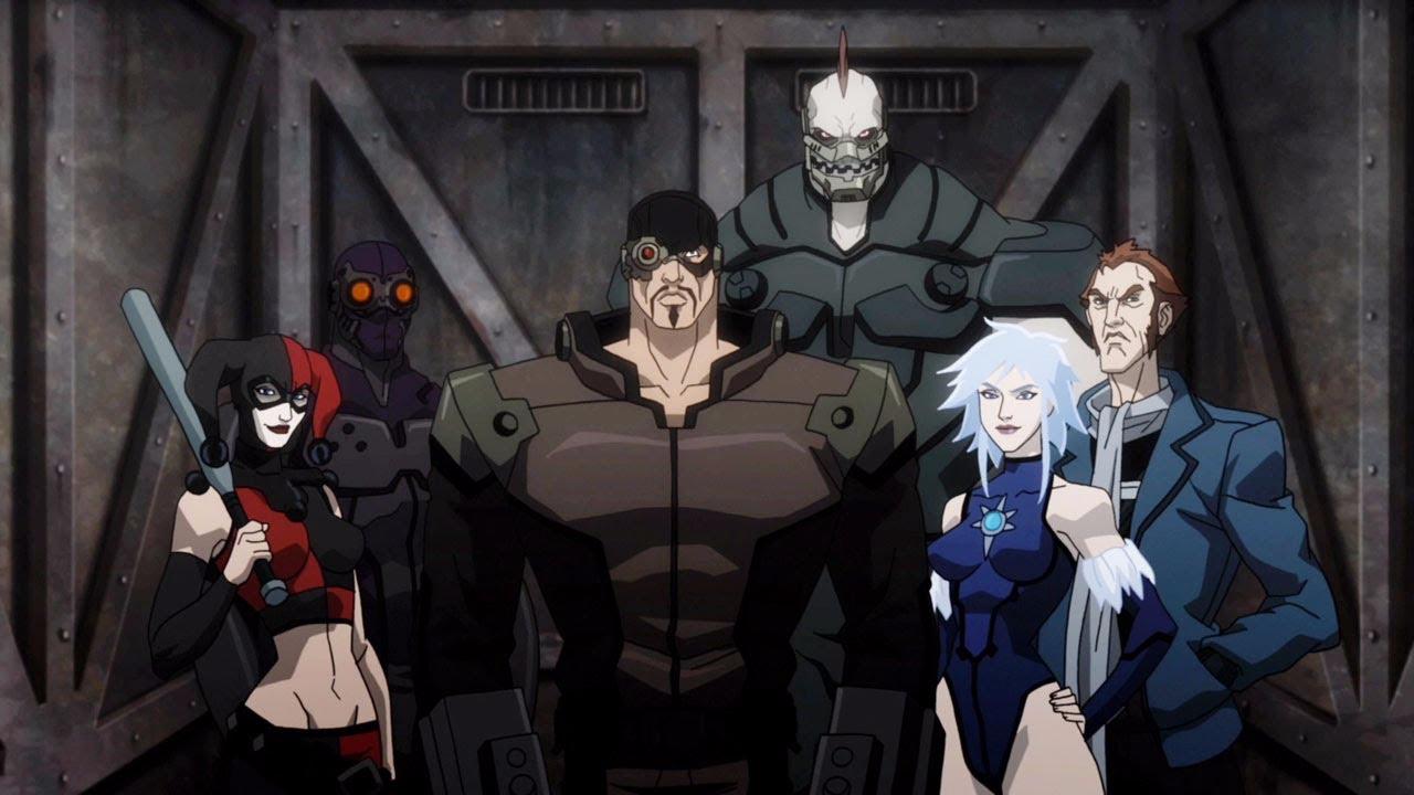 Mutlka izlemeniz Gereken Animasyon Batman Assault on Arkham