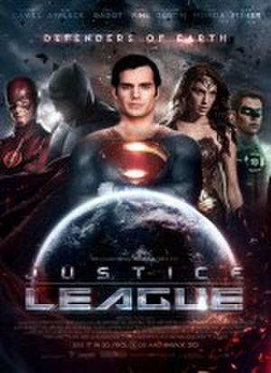The Justice League: Part One
