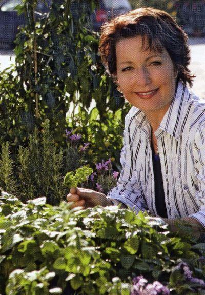 claudia-look-hirnschal-fanseite - Bilder vom MDR Garten Kalender