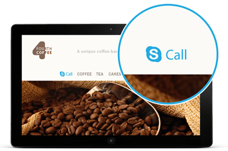 Skype Beispiel