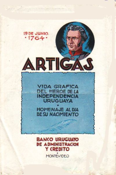 Jose Artigas, el éxodo