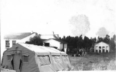 campamento Lago Merin