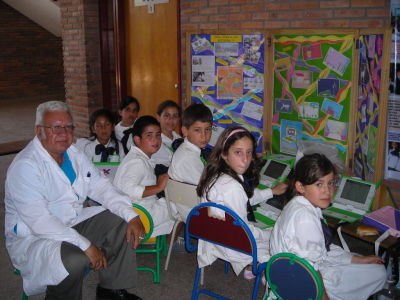 Club de ciencias: Explorando la XO CEIBAL