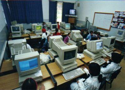 Sala de computacion