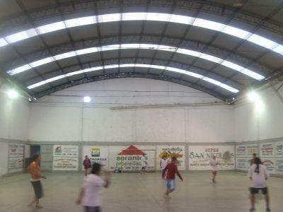 Cancha de baby futbol - Club Rincon