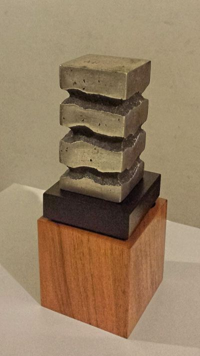 collection d 39 art javier m ndez sculptures. Black Bedroom Furniture Sets. Home Design Ideas