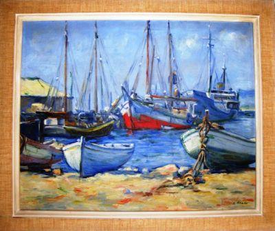 Collection d'Art Javier Méndez - Peinture Espagnole