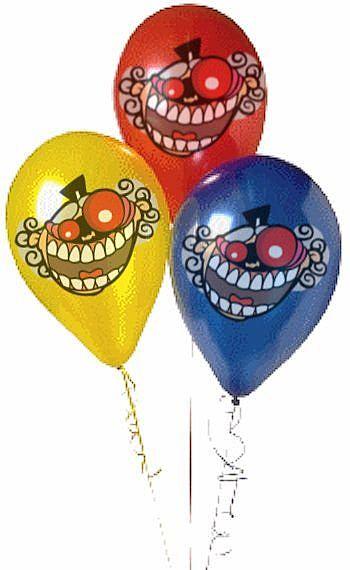 click para Decorações com Balões