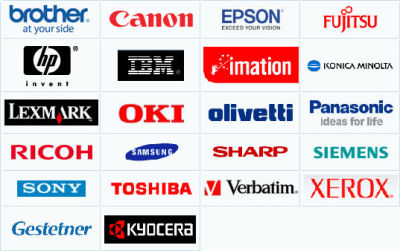 Resultado de imagen para imagenes de todas las marcas de equipos de impresora