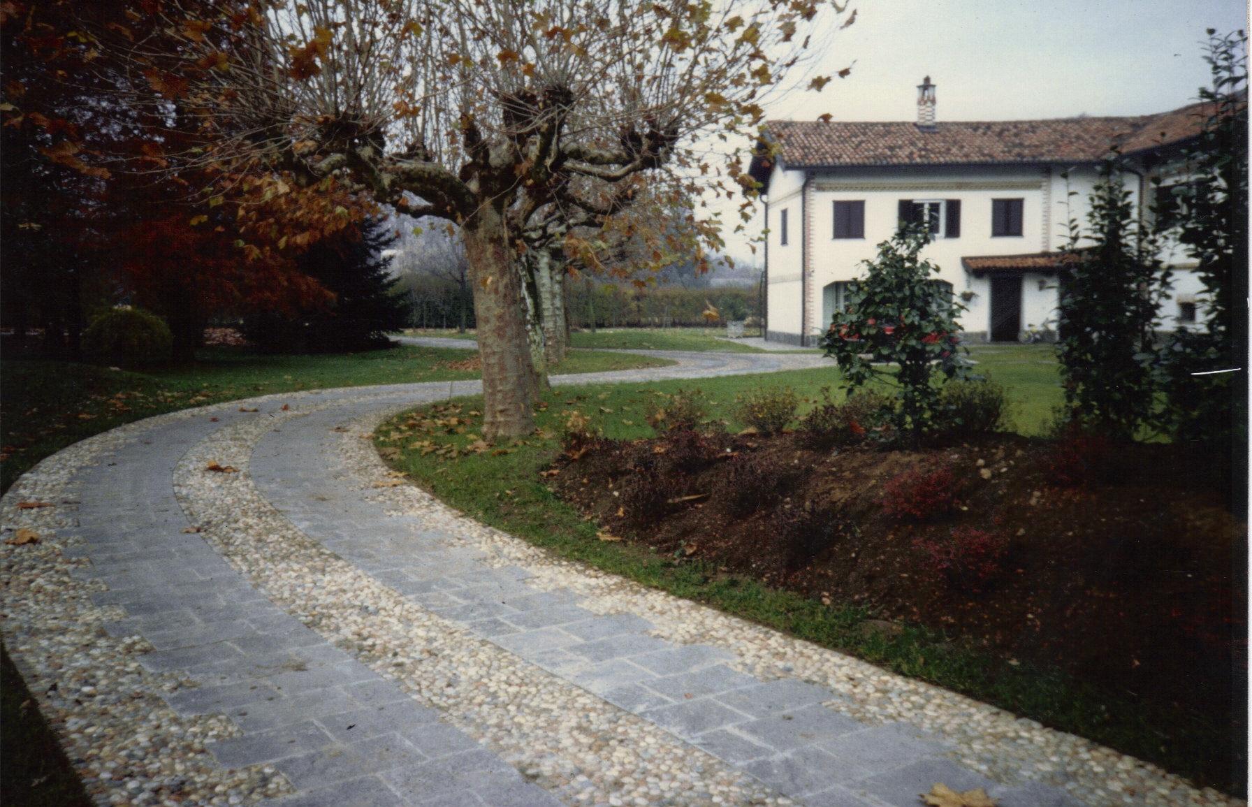 Vialetti D Ingresso Comunetti Pietre E Graniti Viali Ingresso