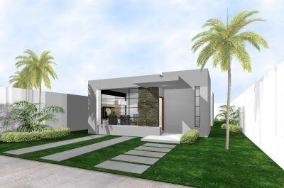 Constructora vire modelos de casas for Casa modelo minimalista