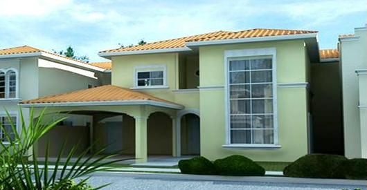 Constructora vire modelos de casas for Casa minimalista 3 pisos