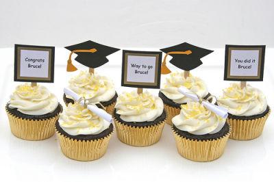 Cook mar graduaciones for Decoracion grado universidad